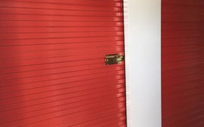 Garage Door – Before & After