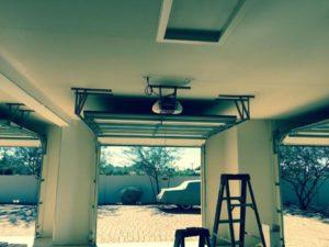 Automated Garage Door Spring Repair Skill